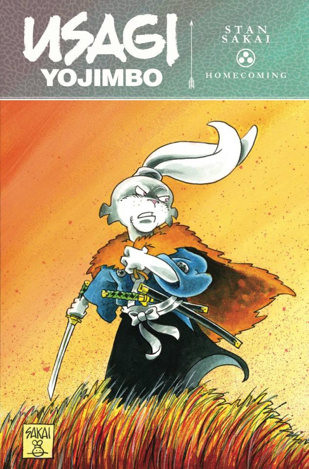 Usagi Yojimbo Vol. 2: Homecoming