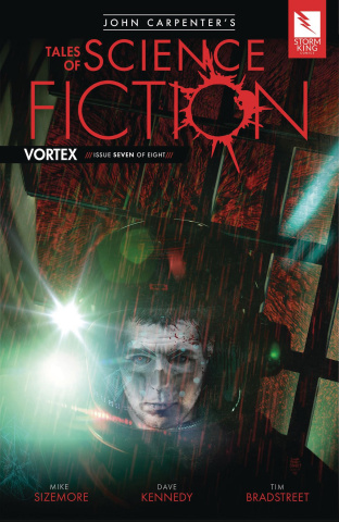 Tales of Science Fiction: Vortex #7