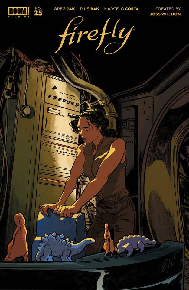 Firefly #25 (Henderson Cover)