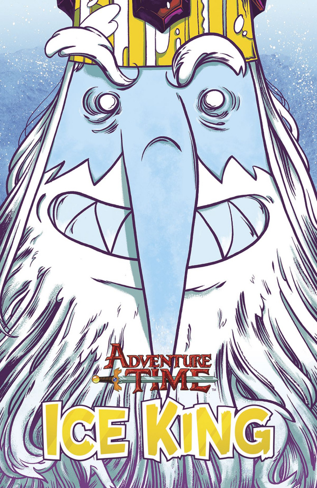 Adventure Time: The Ice King