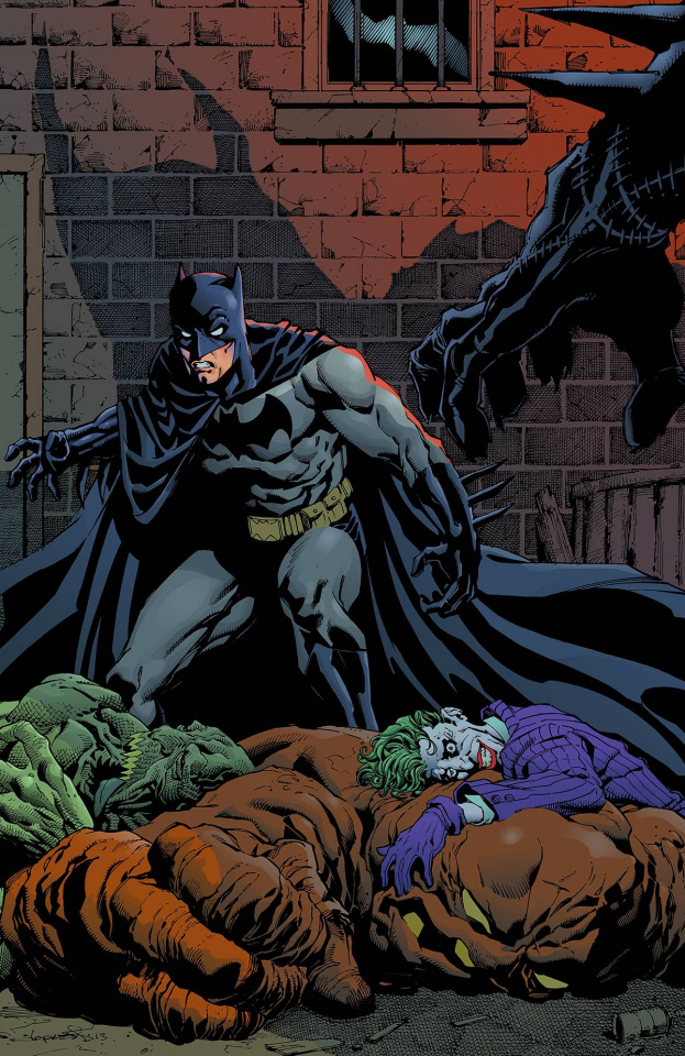 Legends of the Dark Knight #4 (100 Page Super Spectacular)