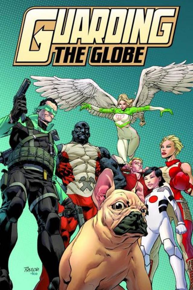 Guarding the Globe #4