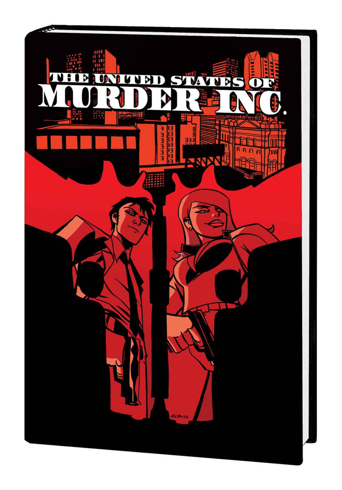 The United States of Murder, Inc. Vol. 1: Truth