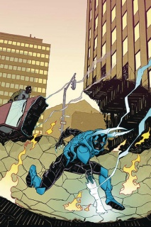 Blue Beetle #6 (Variant Cover)