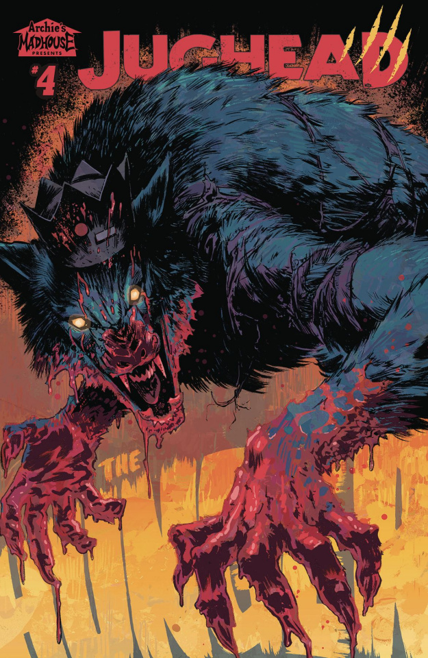 Jughead: The Hunger #4 (Gorham Cover)