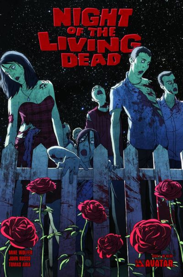 Night of the Living Dead #4