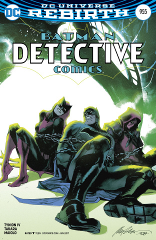 Detective Comics #955 (Variant Cover)
