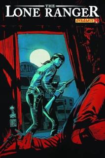 The Lone Ranger #14