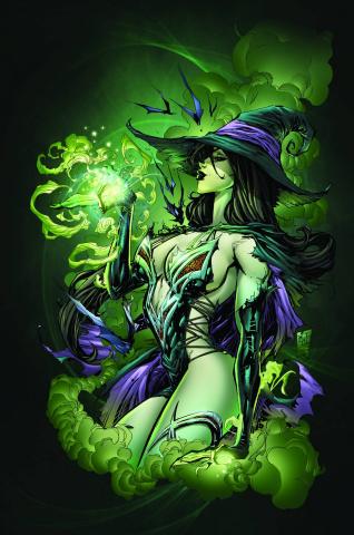 Grimm Fairy Tales: Oz #2 (Lashley Cover)