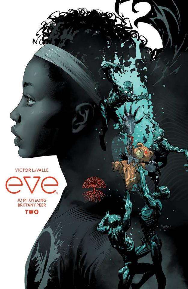 Eve #2 (Andolfo Cover)