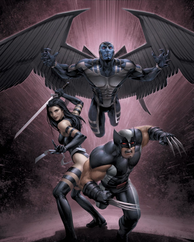 The Amazing Spider-Man #9 (Crain Uncanny X-Men Cover)
