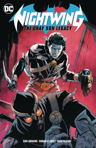 Nightwing Vol. 1: The Gray Son Legacy