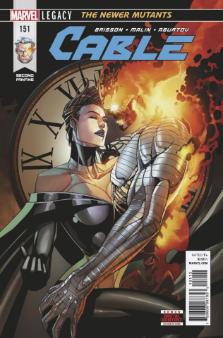 Cable #151 (2nd Printing)