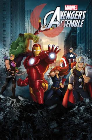 Marvel Universe: Avengers Assemble #1