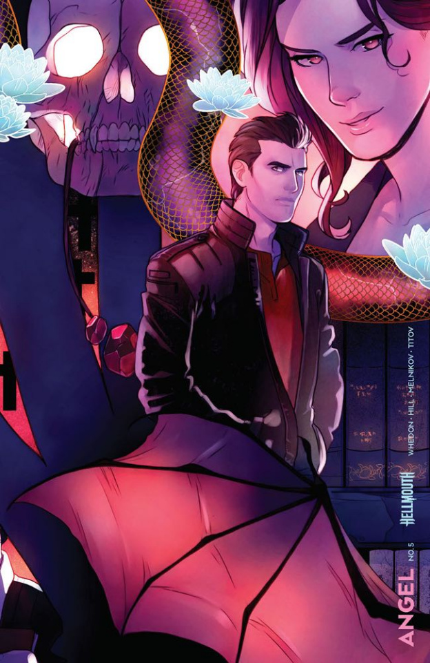 Angel #5 (Matthews Connecting Cover)