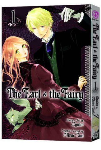 The Earl & the Fairy Vol. 1