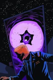 The Twilight Zone: Shadow & Substance #4 (25 Copy Francavilla Virgin Cover)
