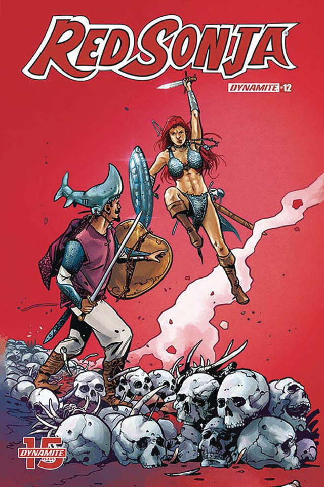 Red Sonja #12 (Colak Cover)