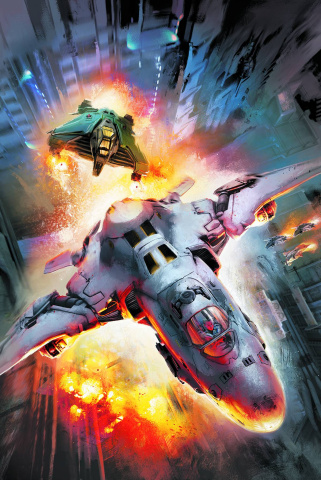 Halo: Escalation #4
