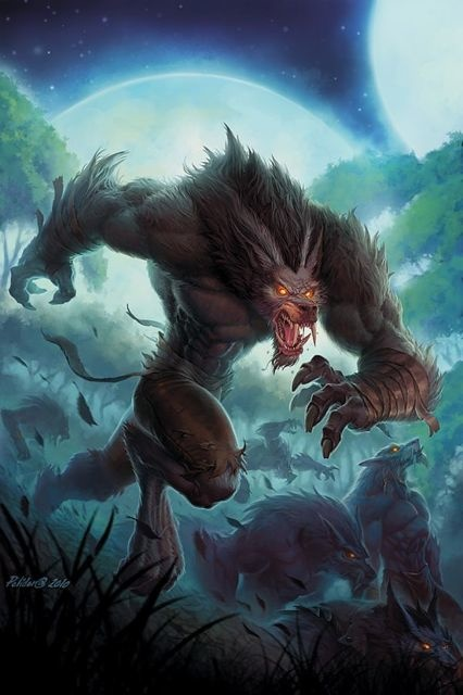 World of Warcraft: Curse of the Worgen #3