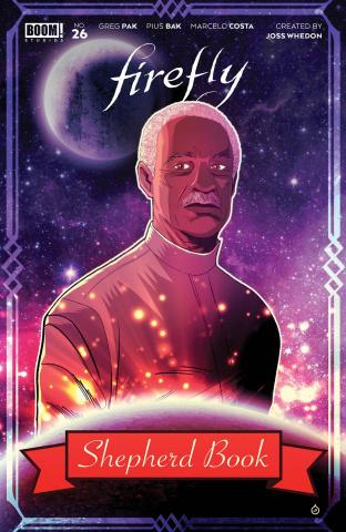 Firefly #26 (Doe Cover)