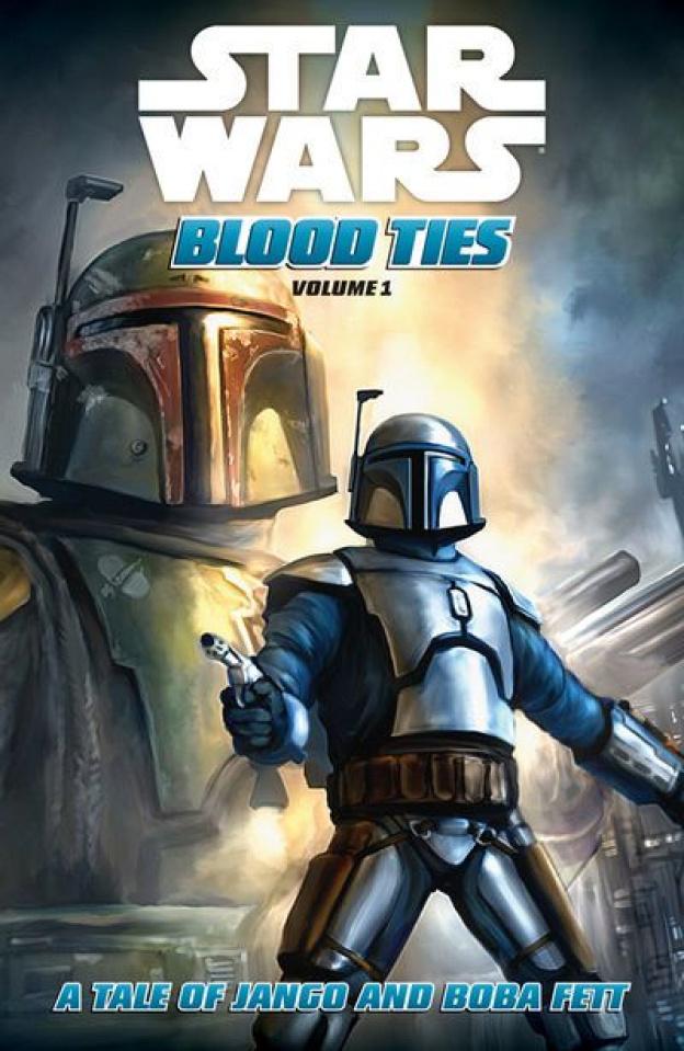 Star Wars: Blood Ties Vol. 1: A Tale of Jango & Boba Fett