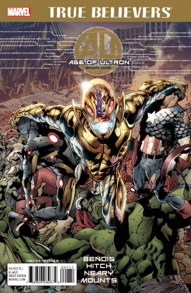 Age of Ultron #1 (True Believers)