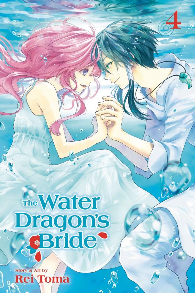 The Water Dragon's Bride Vol. 4