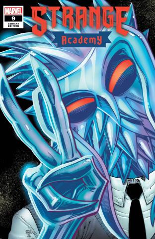 Strange Academy #9 (Art Adams Character Spotlight Cover)