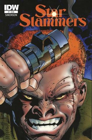 Star Slammers Remastered #7