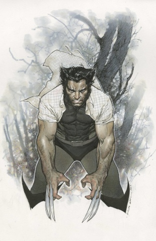 Wolverine #1 (Coipel Cover)