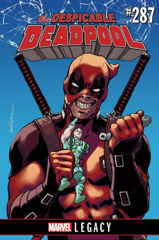 The Despicable Deadpool #287: Legacy