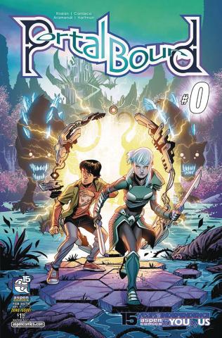Portal Bound #0 (Arizmendi Cover)