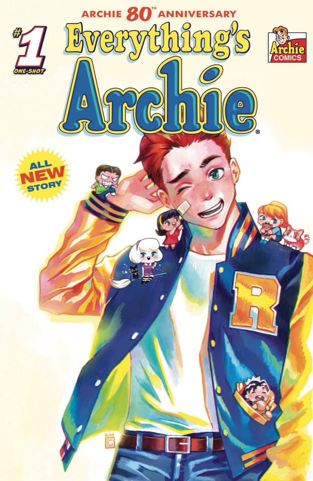 Archie 80th Anniversary: Everything Archie #1 (Rian Gonzales Cover)