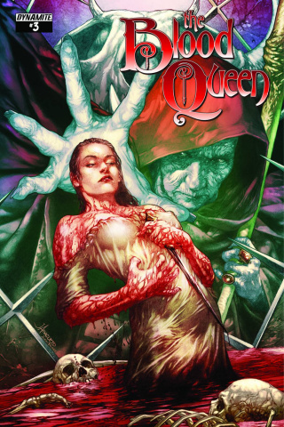 The Blood Queen #3 (Anacleto Cover)