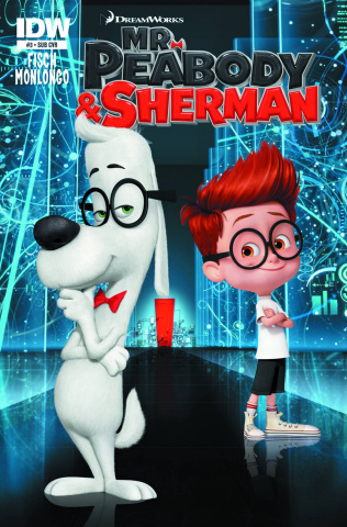 Mr. Peabody & Sherman #4