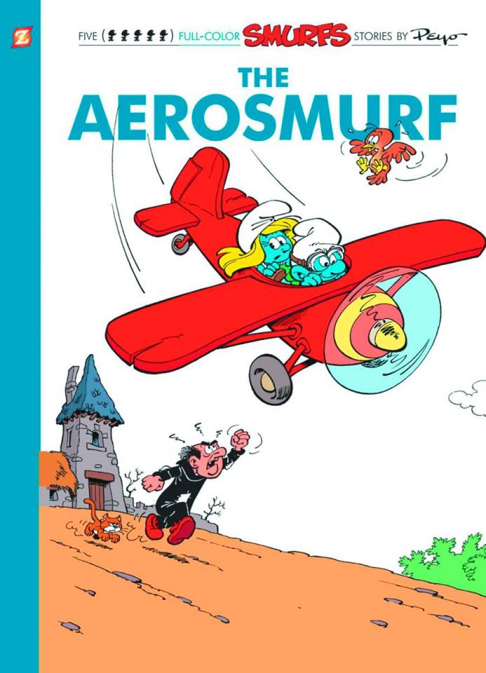 The Smurfs Vol. 16: Aerosmurf
