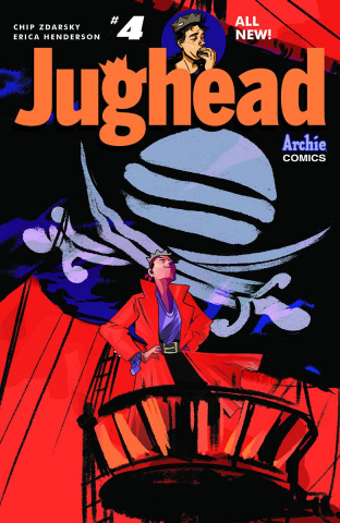 Jughead #4 (Henderson Cover)