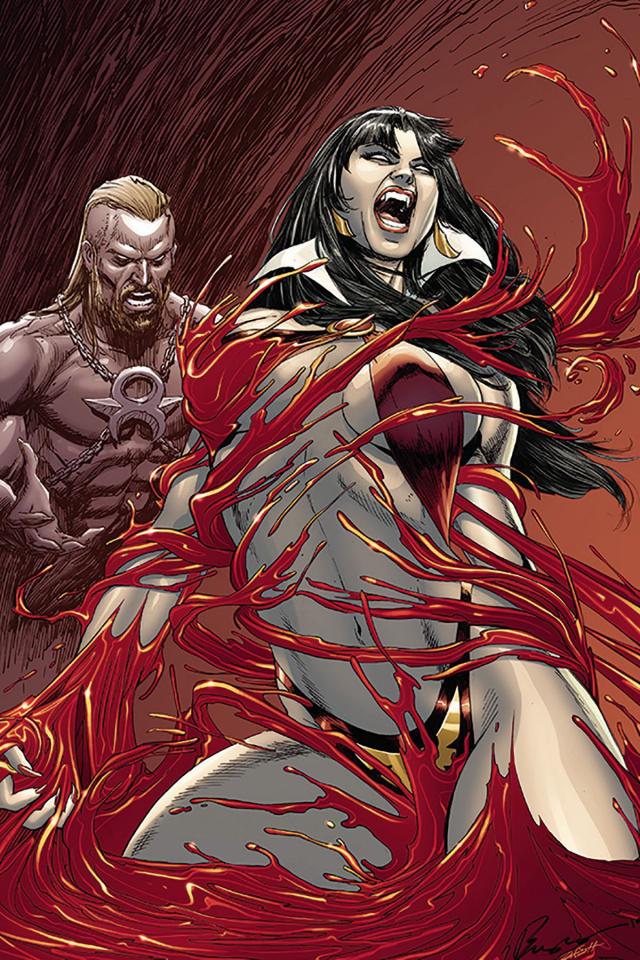Vengeance of Vampirella #3 (10 Copy Buzz Virgin Cover)