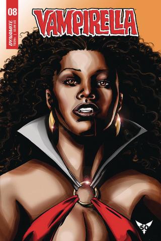 Vampirella #8 (Martinez Cover)
