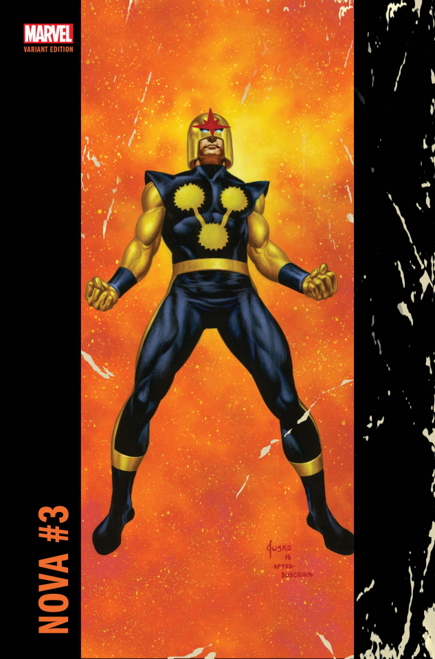 Nova #3 (Jusko Corner Box Cover)