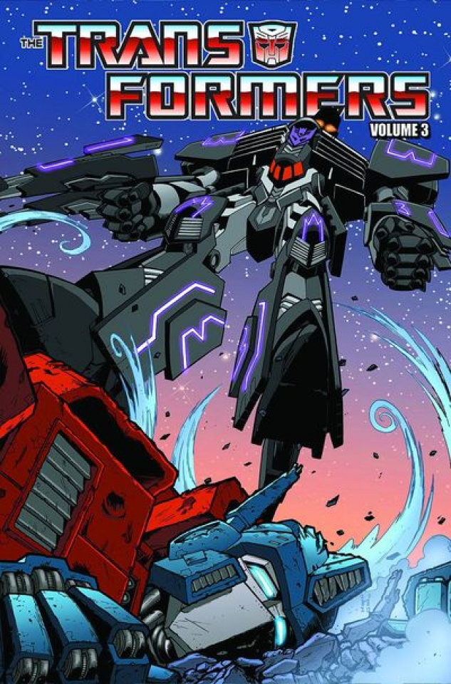 The Transformers Vol. 3