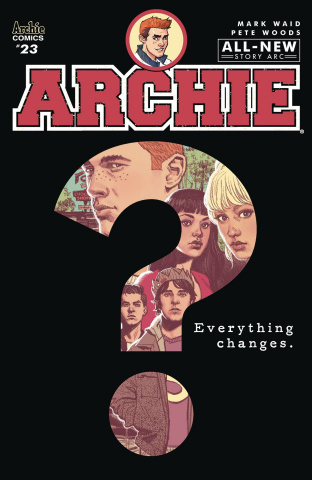 Archie #23 (Greg Smallwood Cover)