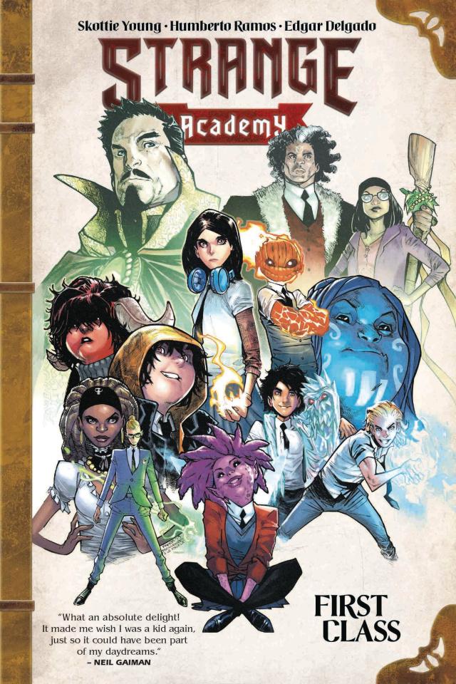 Strange Academy: First Class