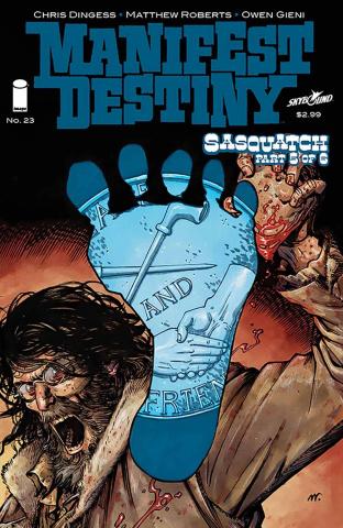 Manifest Destiny #23