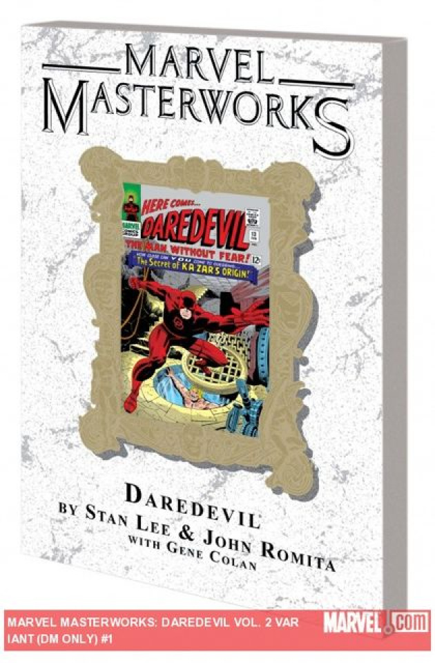 Daredevil Vol. 2 (Marvel Masterworks)