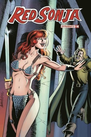 Red Sonja #14 (10 Copy Pepoy Seduction Cover)