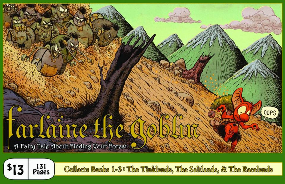 Farlaine the Goblin Vol. 1