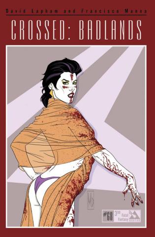 Crossed: Badlands #68 (Fatal Fantasy Cover)