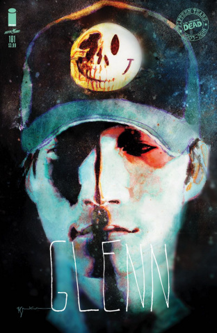 The Walking Dead #181 (Sienkiewicz Cover)